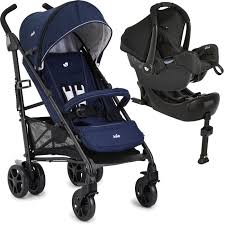 Joie Brisk Lx 2in1 Gemm Travel System With I-Base