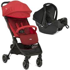 Joie Pact 2in1 Gemm Travel System with I-Base